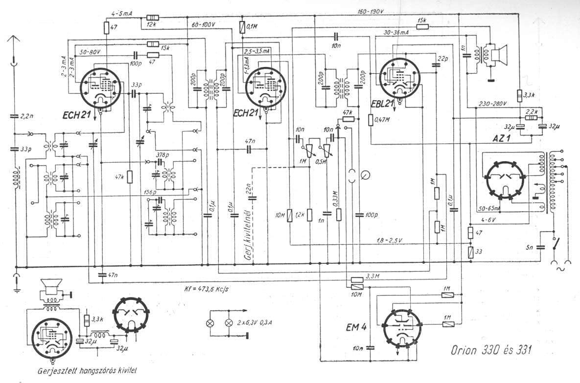 valve radio schematics    radio-workshop.co.uk