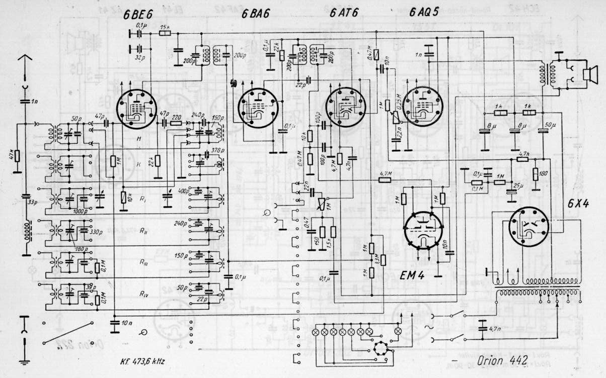 707 Am Radio Schematic Diagram together with V ire 20 20anime in addition Schemview as well Schematics additionally John Deere Model 212 Wiring Diagram. on philco radio schematic diagrams