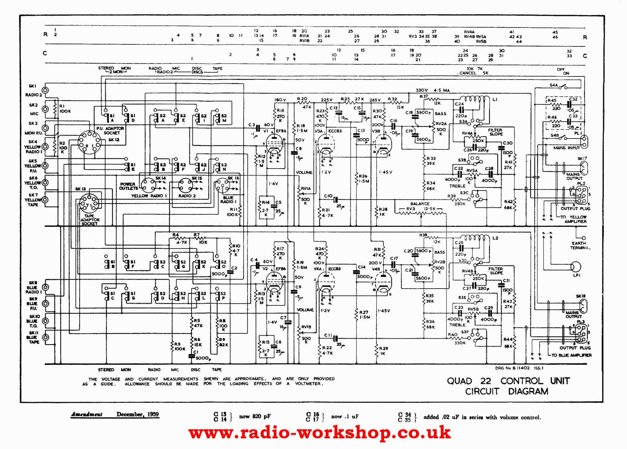 Service Manuals Q - Radio WorkshopRadio Workshop