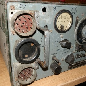 WIRELESS SET No 19 MILITARY TRANSCEIVER