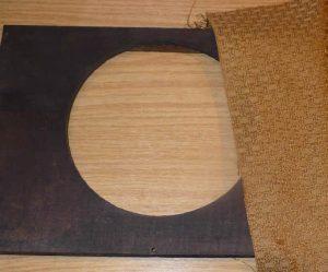 speaker grille cloth