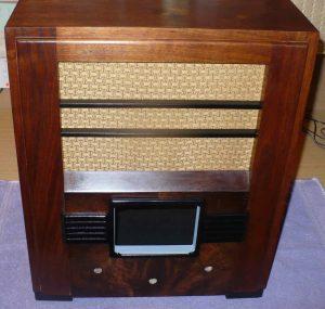 old radio speaker fabric replacement