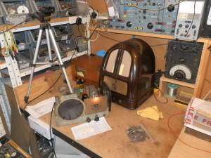 Vintage Radio Workshop