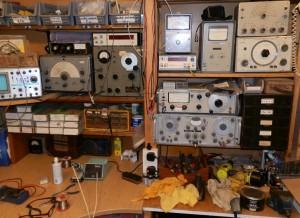 wartime domestic radio restoration