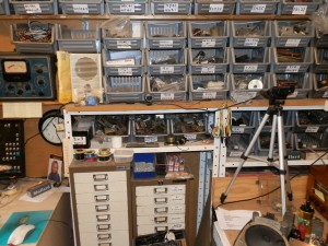 Bush radio repair
