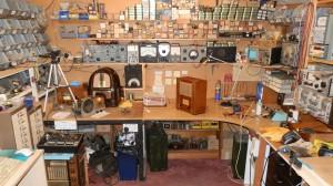 vintage valve radio servicing