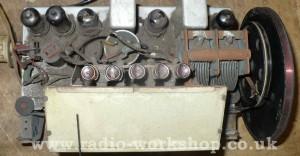 Bush DAC10 radio chassis