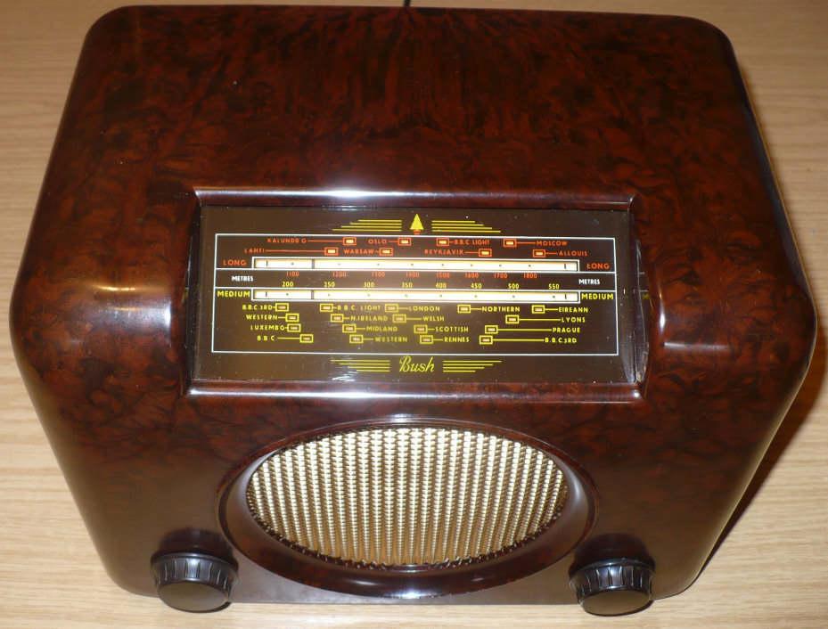 Featured Bush Dac90a Radio Workshopradio Workshop