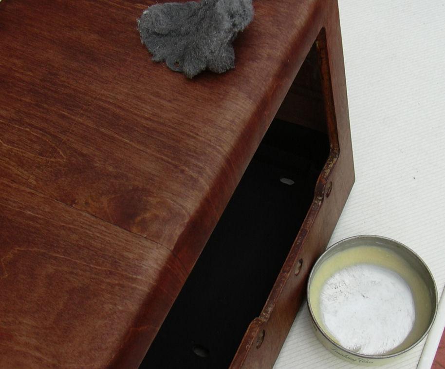 polish vintage radio