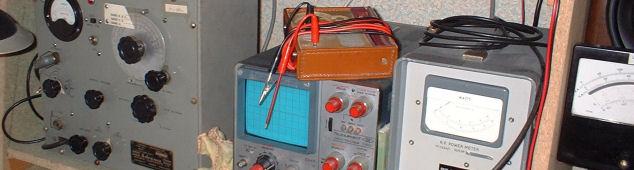 vintage valve radio repair service restoration