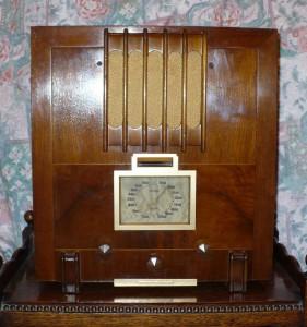 ultra44 vintage valve radio