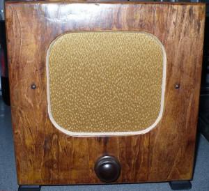 Whiteley vintage extension loud speaker