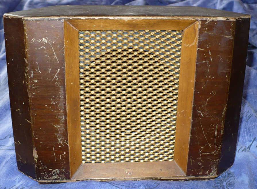 vintage loudspeaker