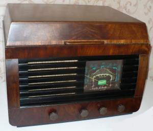 PORTADYNE radiogram