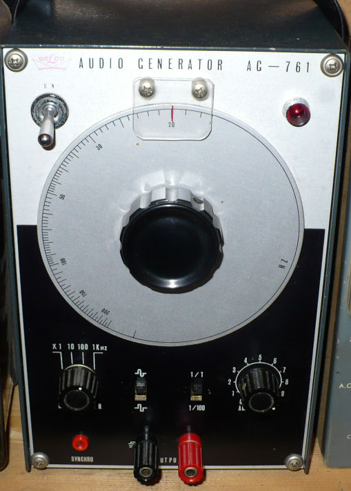 Audio signal generator