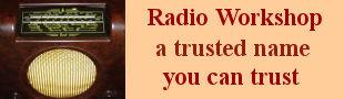 Bush dac90a vintage radio restored repaired