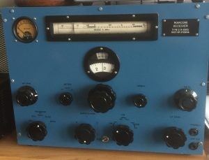 Marconi CR100 communications receiver