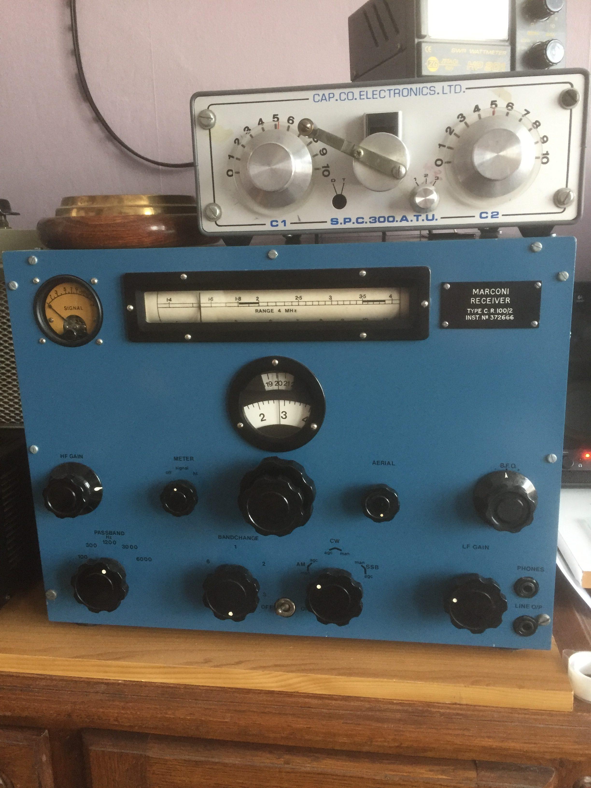 Marconi CR100