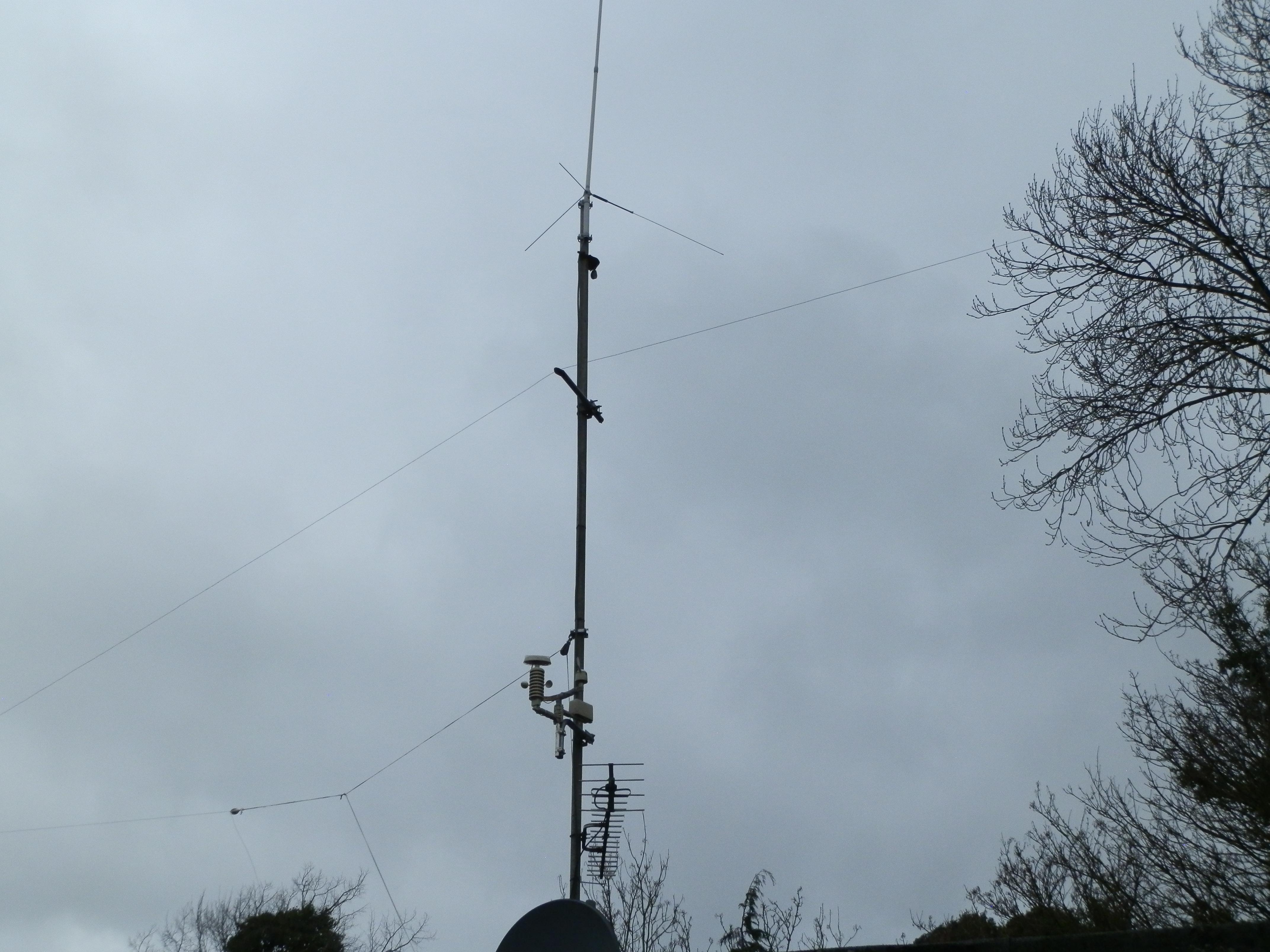 2 metre vertical