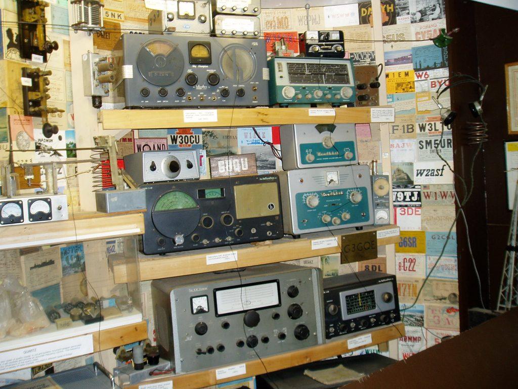 Amberley Radio Museum
