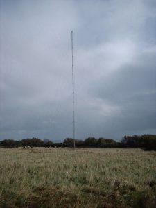 Niton Radio MF mast