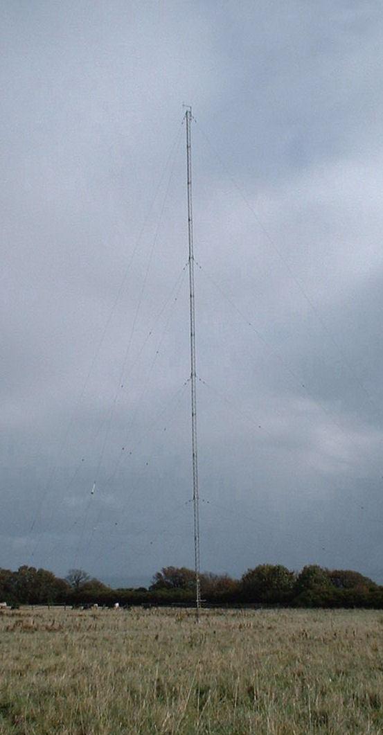Niton Radio MF aerial