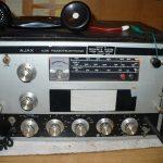Ajax A25 MF marine transceiver