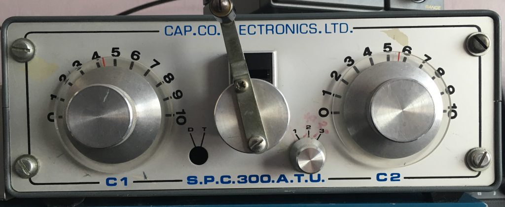 CAP.CO. ELECTRONICS S.P.C. 300. ATU.