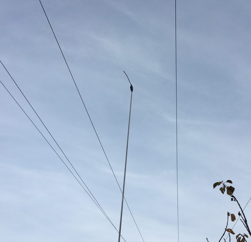 70mHz 1/4 wave mobile aerial