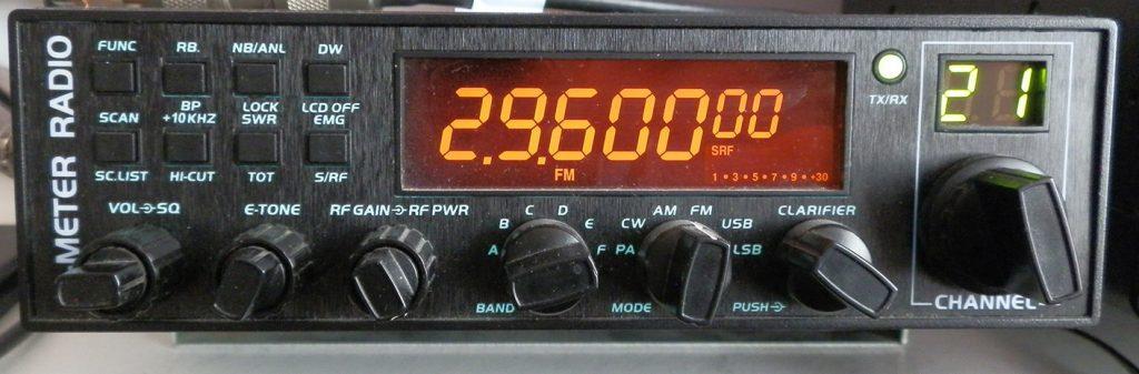 Anytone AT5555 10 metre radio
