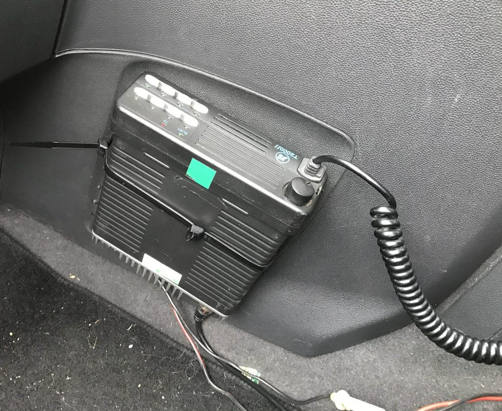 Tait 2010 radio