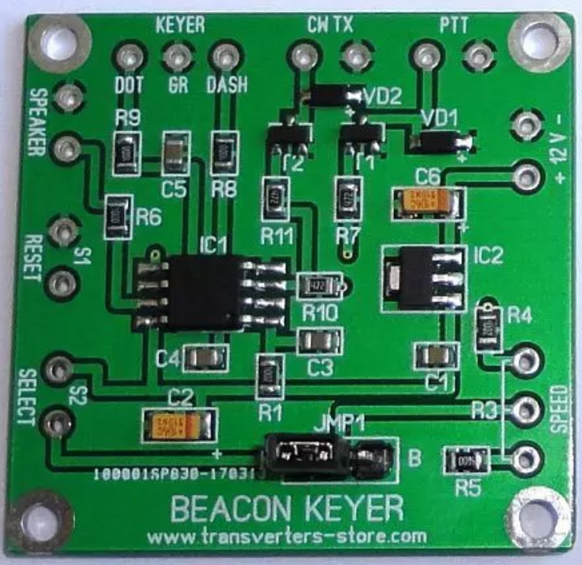 Beacon Keyer