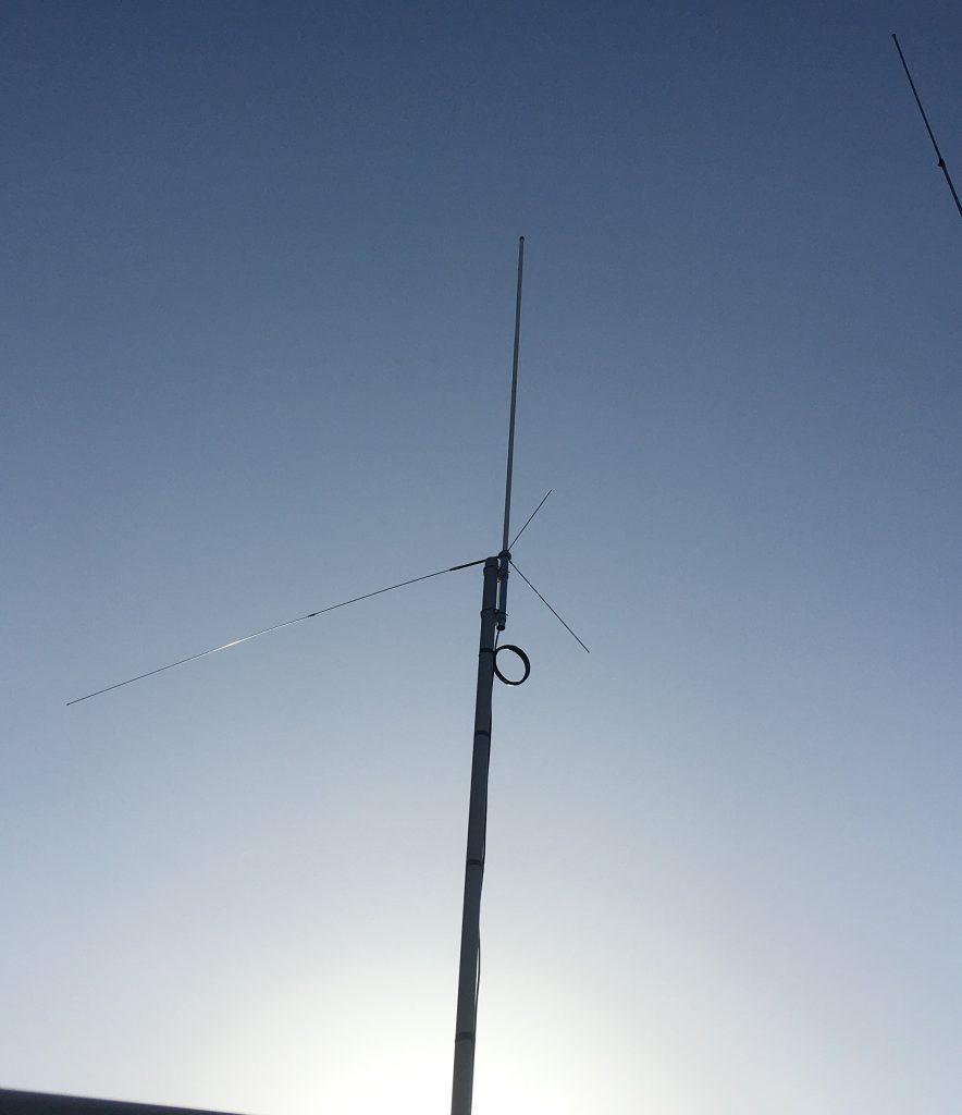 6 metre aerial