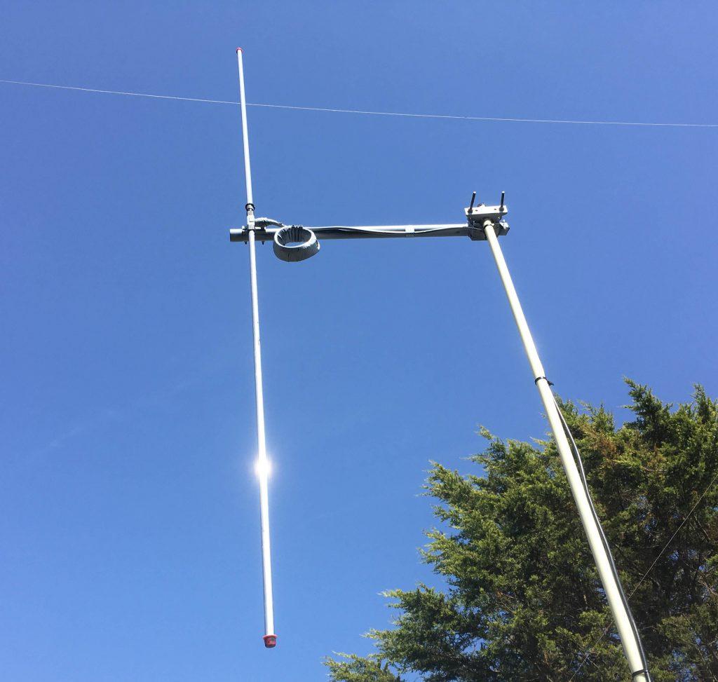 70MHz 4 metre dipole