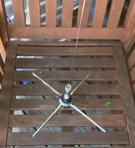 HMP 70cms aerial