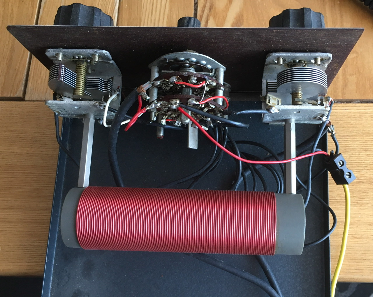 Nice aerial tuning matching unit