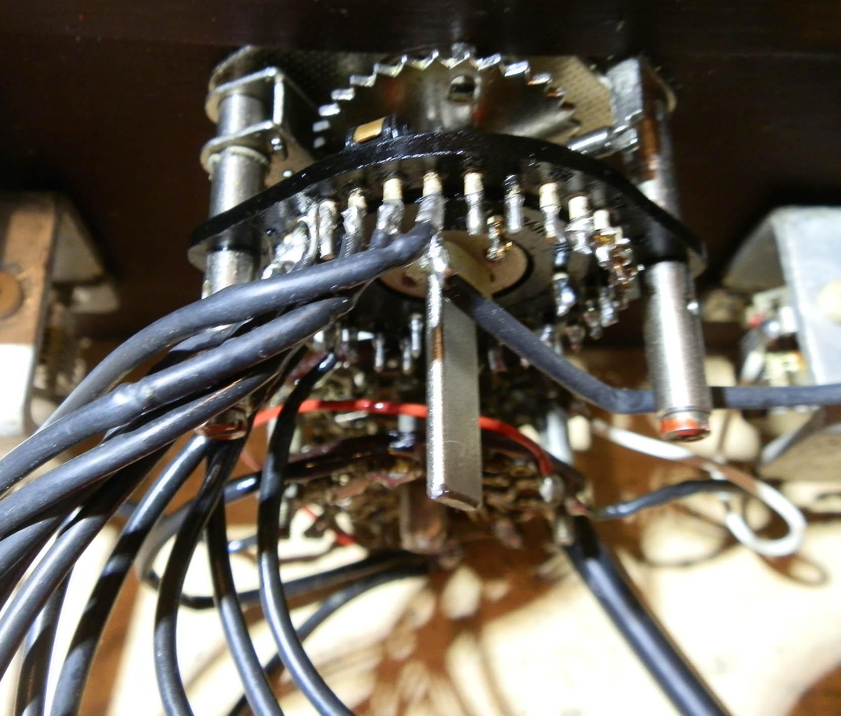 ATU Coil Switch