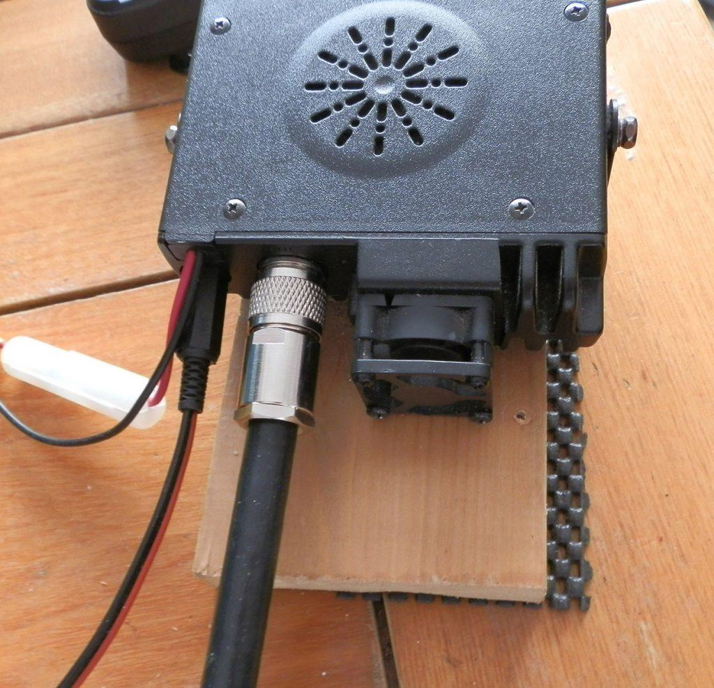 PMR446 RG214 coax cable