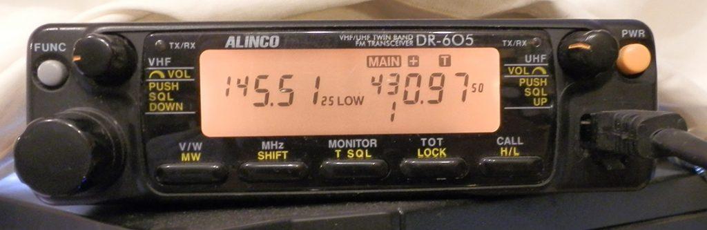 Alinco DR605