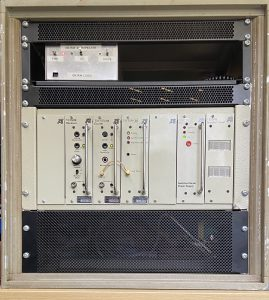 GB3RW repeater front view