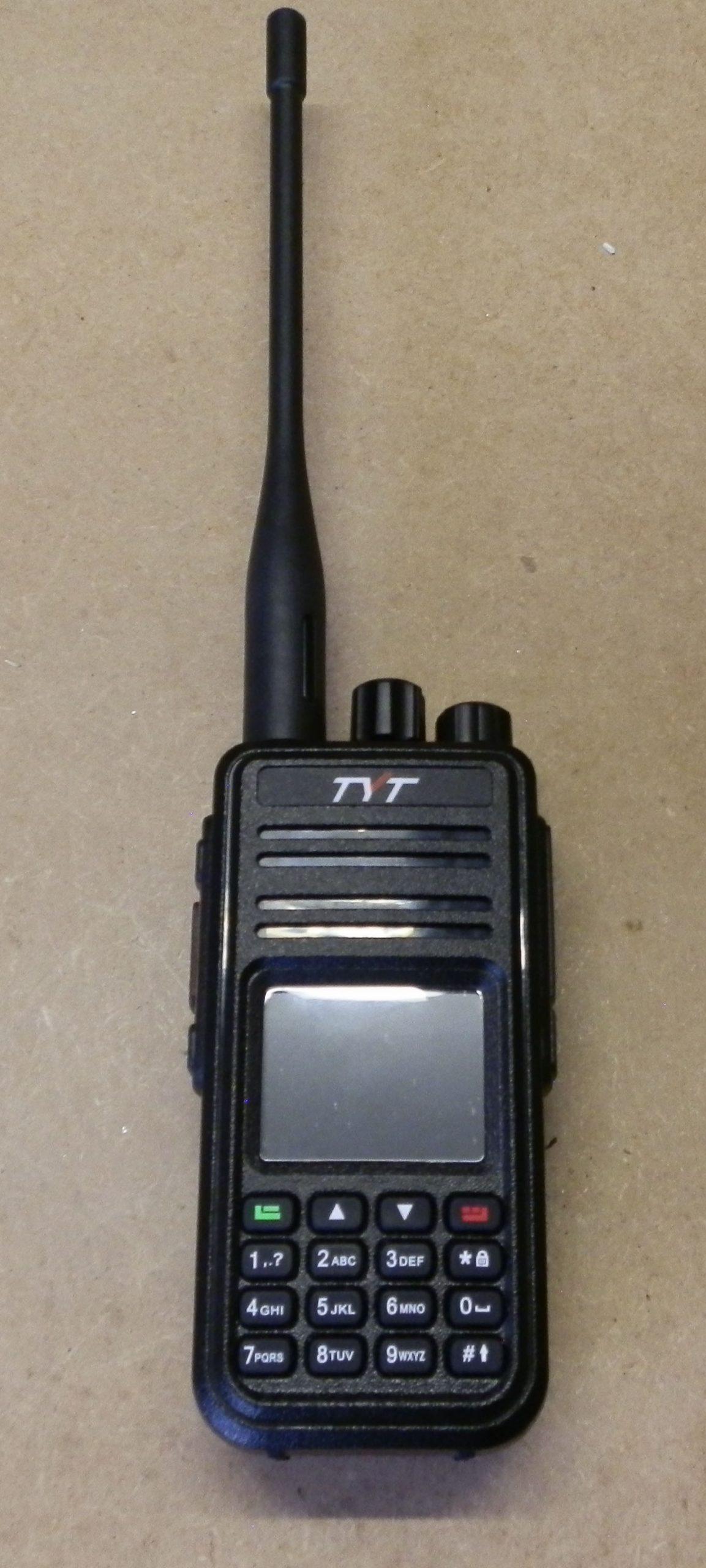 TYT MD UV380 DMR FM