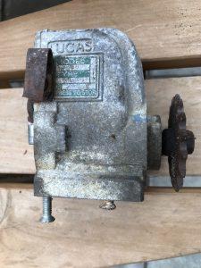 Lister D engine magneto