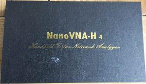 NanoVNA antenna analyser
