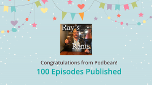 100 episodes published!