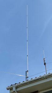 TX antenna - Sirio GPE 5/8