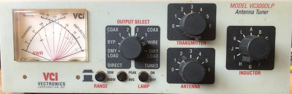 Vectronics VC-300DLP 1.8-30MHz ATU
