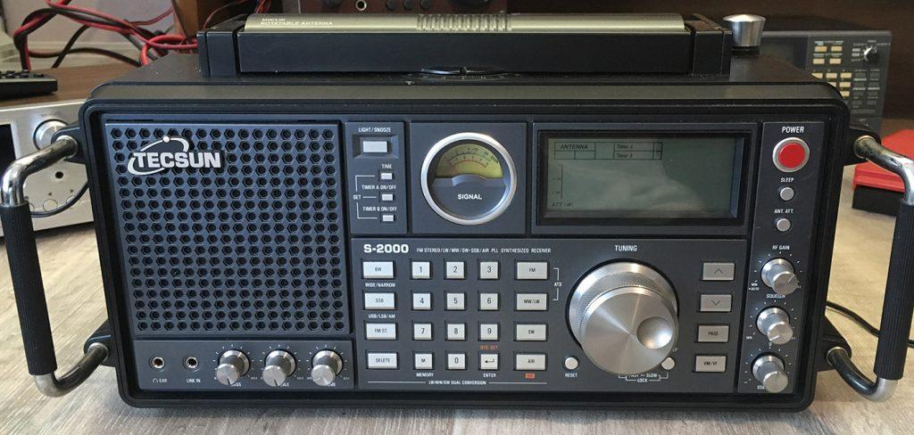 Tecsun S-2000 receiver