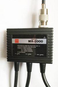 Diamond MX-2000 Triplexer